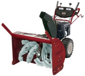 White Outdoor Snow Blowers 12533LSW
