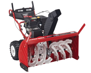 Troy-Bilt Snow Thrower H9777